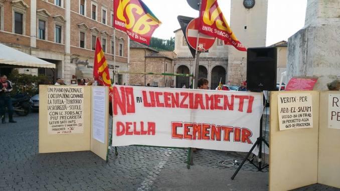 Lavoratori ex Cementir, condizione incerta legata a futuro dello stabilimento