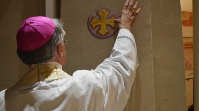 Riaperta al culto la chiesa di San Giacomo a Spoleto