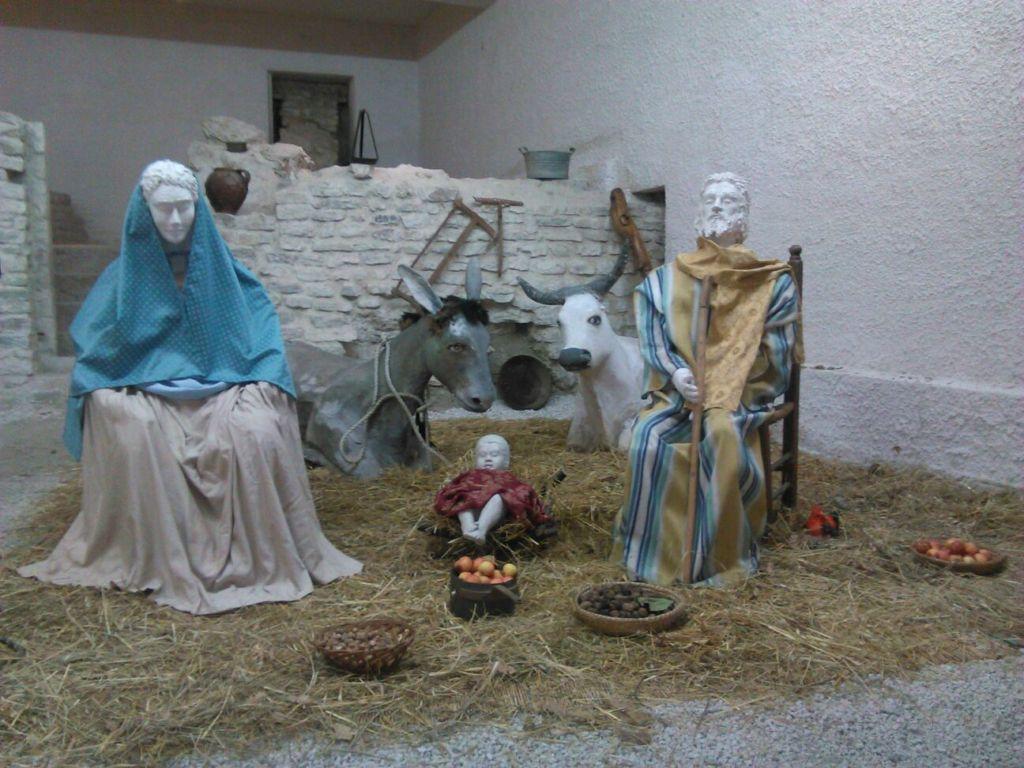 Spoleto, la città in un presepe, dall'8 dicembre al 14 gennaio