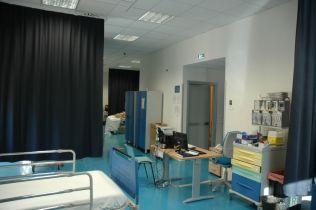 Ospedale di Spoleto, taglio del nastro per i nuovi spazi del pronto soccorso