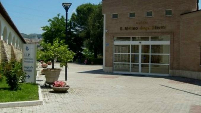 La forza e il sorriso all'Ospedale San Matteo degli Infermi di Spoleto