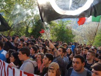 Alberghiero di Spoleto in rivolta: il Blocco Studentesco al fianco degli studenti