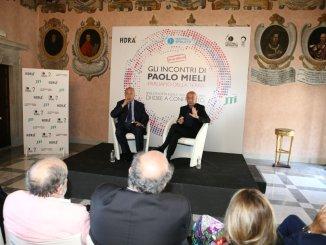 Ministro Minniti a Spoleto inaugura gli Incontri di Paolo Mieli 2017