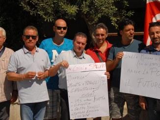 Ex Pozzi manifesteranno davanti alle Regione dell'Umbria