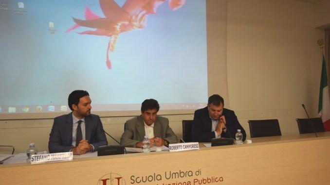 Villa Umbra: quasi cento iscritti al corso su partecipate e riforma della P.A.