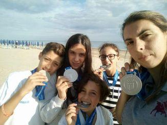 Trofeo Coni 2017, Kinder+sport, quattro atleti spoletini sul podio