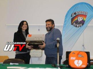 Tre defibrillatori alle scuole di Spoleto, ora cardioprotette