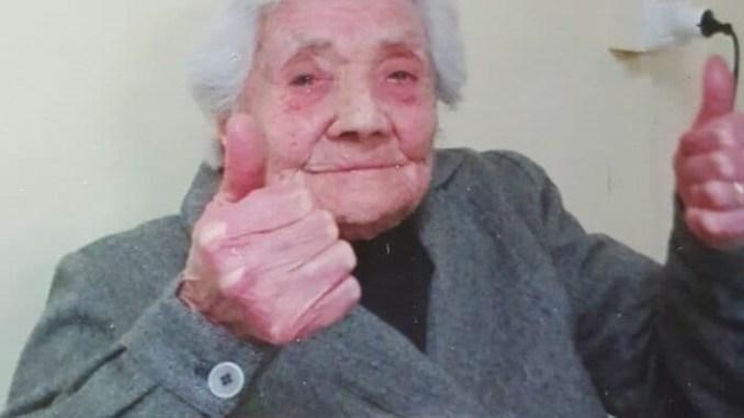 San Paolo di Beroide, Corrada Donnola, nonna Lella compie 100 anni