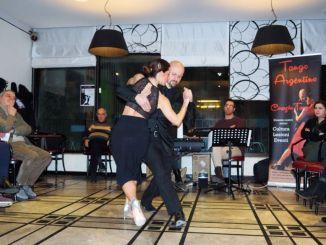Successo per la serata dedicata alla cultura del Tango