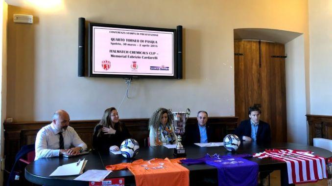 Al via il quarto torneo di Pasqua Italmatch Chemicals Cup, memorial Fabrizio Cardarelli