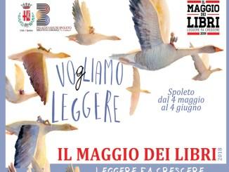 Maggio dei libri a Spoleto, ecco tutti gli eventi in programma