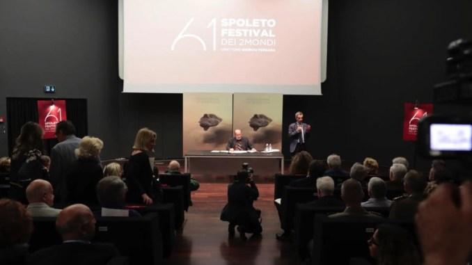 Il Minotauro inaugura il Festival dei Due Mondi di Spoleto