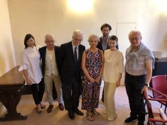 Sindaco De Augustinis le delegazioni internazionali da Charleston (USA) e Cartagena (Colombia)