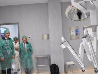 """Robot chirurgico """"Leonardo Da Vinci XI"""",nuove opportunità grazie alla tecnologia"""