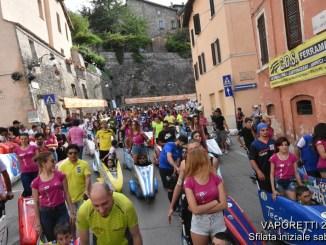 Vaporetti di Spoleto 2018, entra nel vivo la gara più calda dell'estate