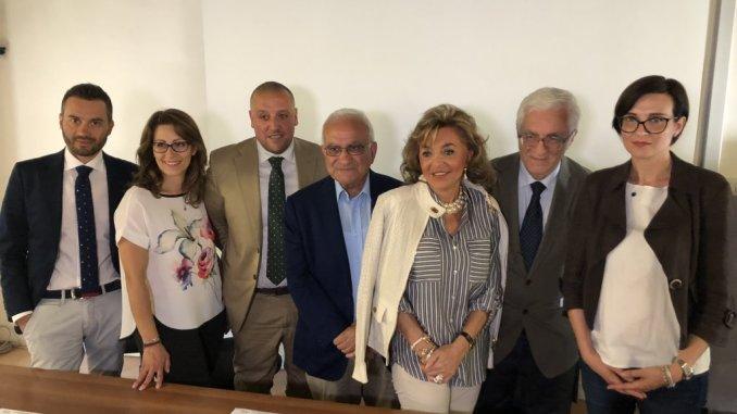 Il Sindaco De Augustinis ha presentato la nuova Giunta del Comune di Spoleto
