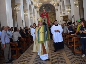 Spoleto, solennità dell'Assunta, l'annuncio dell'arcivescovo Boccardo