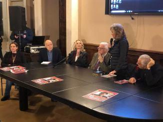 Barbara Bouchet apre lo Spoleto Film Festival, la madrina dell'evento