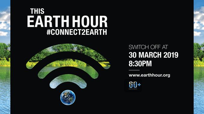 Il comune di Spoleto aderisce a Earth Hour 2019