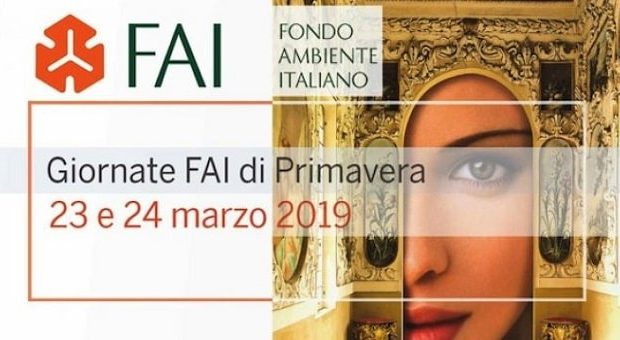 Giornate Fai di Primavera 2019 a Spoleto Domenica 24 marzo