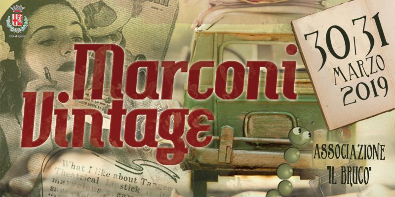 Marconi Vintage, arriva edizione primaverile 30 e 31 marzo a Spoleto