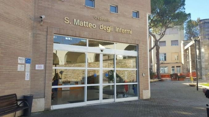 Giornata del rene, in prima fila l'ospedale di Spoleto
