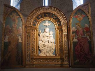 Complesso monumentale del Duomo di Spoleto, è possibile visitarlo