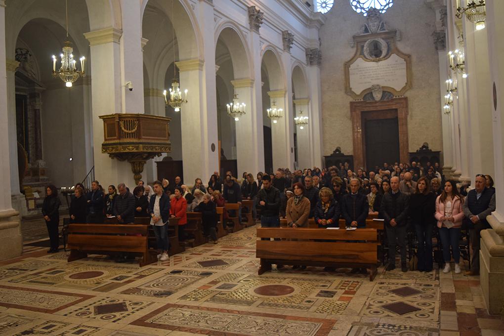 Triduo Pasquale, Messa in Coena Domini, Carcere e Cattedrale di Spoleto