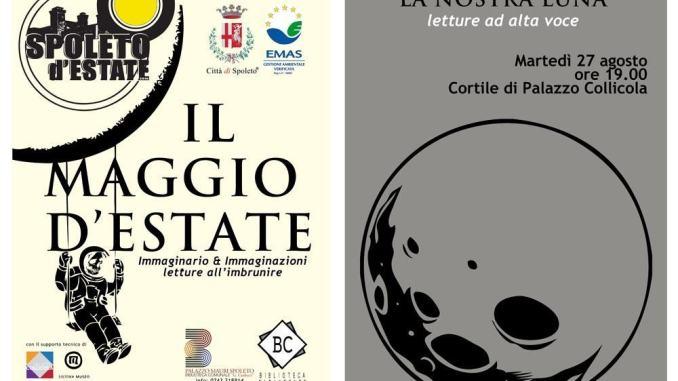 Letture del Maggio d'Estate, immaginario e immaginazioni