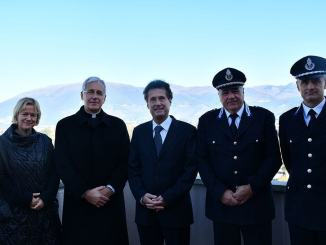 Arcivescovo Boccardo ha celebrato Messa nel Carcere di Spoleto