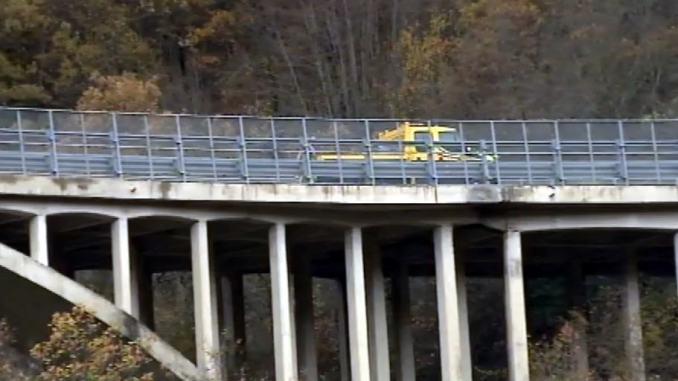 Chiusura del viadotto tra Spoleto e Terni, entro una settimana il progetto esecutivo