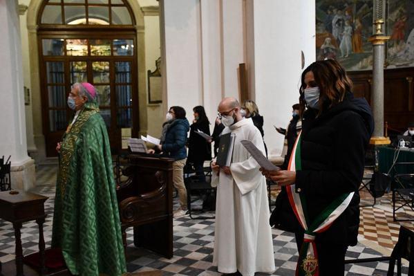 Celebrata la Giornata Mondiale del Malato nel Duomo di Spoleto