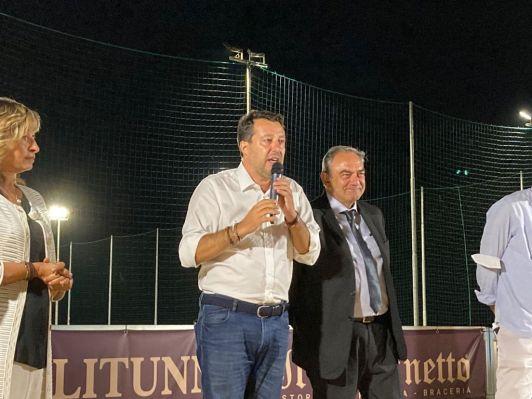 """Lega Spoleto: """"Vicinanza degli esponenti nazionali al territorio"""" Domenica con la visita di Salvini e lunedì con la presenza di Nisini"""