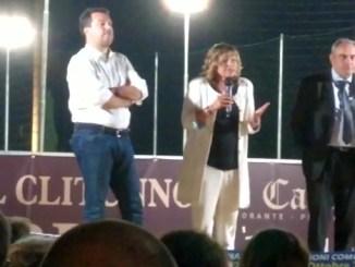 Test salivare più sicuro di Green pass, lo ha detto Matteo Salvini a Spoleto