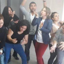İzmir'li Spolincilerle