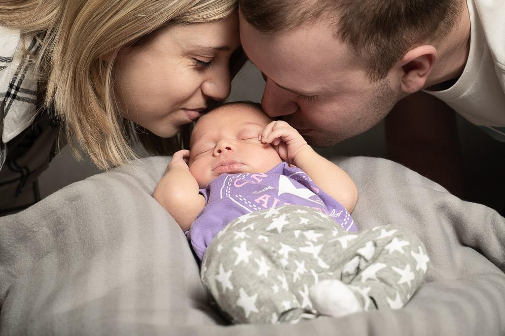 focení novorozenců Litoměřice