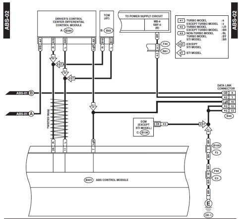 small resolution of subaru dccd wiring diagram