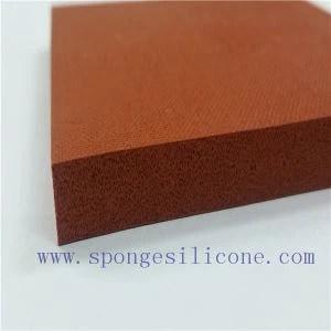 Closed Cell High Temperature Silicone Foam Sponge Rubber