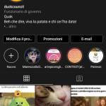 Profilo 3.5k instagram