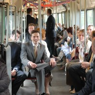 Spontane Fotografie in de tram