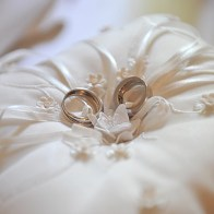 Spontane Fotografie ringen op kussentje