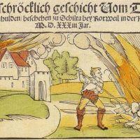 4. April 1775 - Deutschlands letzte Hexe wird zum Tode verurteilt