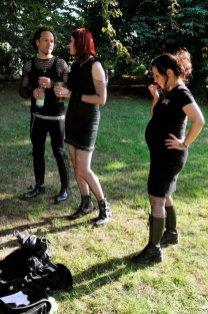 Robert, Shan Dark und Sita