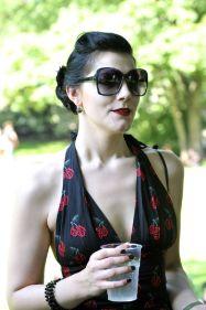 Sonnenbrillen schuetzen - Tobi
