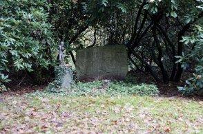 Waldfriedhof Lauheide - Floetenspieler