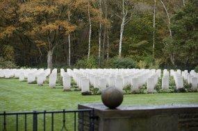 Waldfriedhof Lauheide - Massengrab