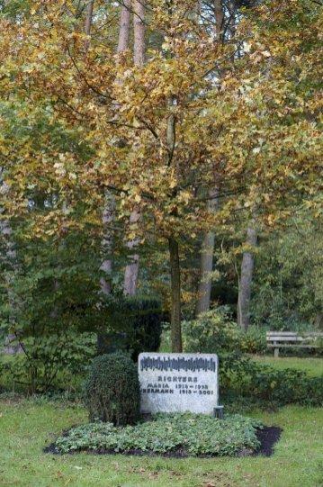 Waldfriedhof Lauheide - Richters
