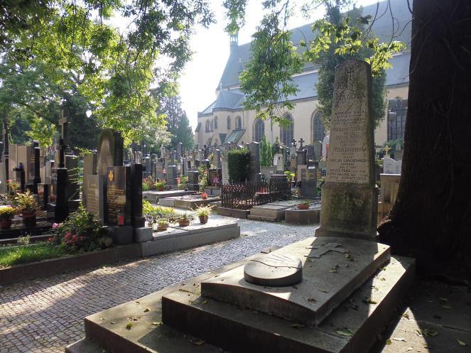 Vysehrader Friedhof Prag (7)