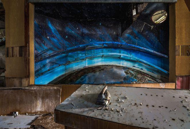 Tschernobyl 2016 - Duga3 Gebäude 1
