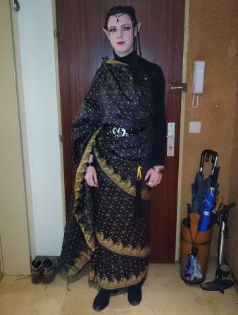 Gothic Friday Simagljubka - Mittelalter Outfit